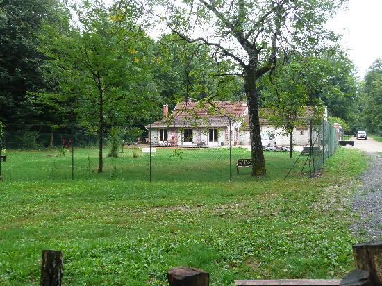 Chez Eric et Sylvie : the house