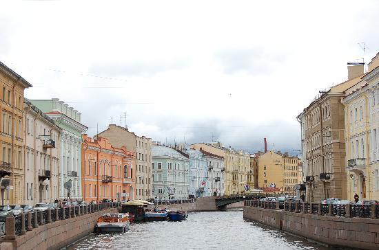 Channel foto di san pietroburgo russia nord occidentale - San pietroburgo russia luoghi di interesse ...