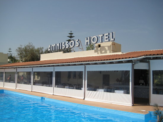 Photo of Hotel Amnissos Crete