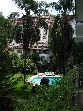 Posada de San Javier : Garden