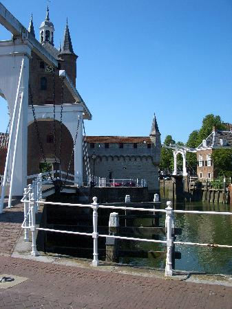 Zeeland Province, The Netherlands: Zierikzee, Schouwen-Duiveland