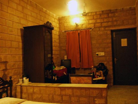 Heritage Inn: habitación