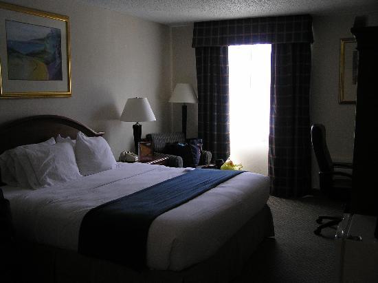 Holiday Inn Express West Atlantic City: Holiday Inn Non-Smoking King Room
