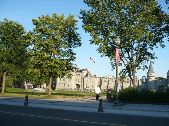 Quebec City, Canada: Manège Militaire
