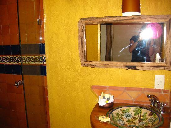Hospedería del Truco 7: Bathroom