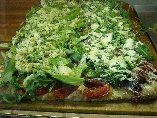 Pizzarium Bonci: Pizzarium - Savoureuse  pizza