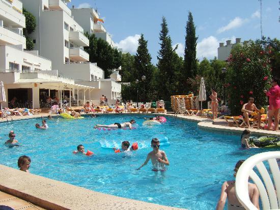 Pool Picture Of Vista Club Apartments Santa Ponsa Tripadvisor