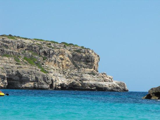 Mallorca, Spanien: Calo des Moro