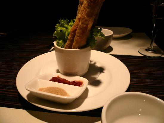 AoBa: Shrimp / エビ