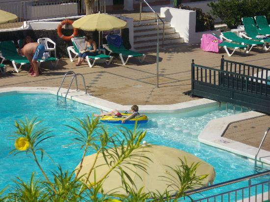 Bitacora Club: lovely swimming pool