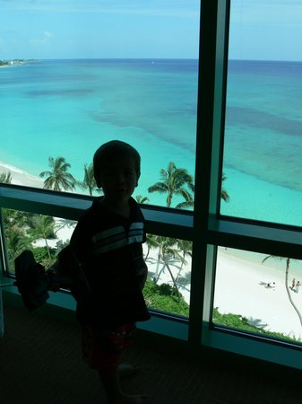 The Reef Atlantis, Autograph Collection: view from master bedroom