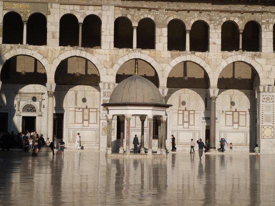 Ebla Cham Palace Damascus
