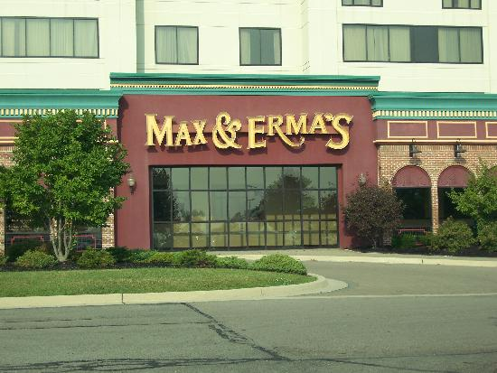Holiday Inn Wilmington: MAX AND ERMA'S