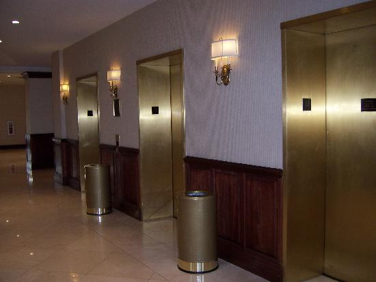 Holiday Inn Wilmington: ELEVATORS