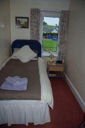 Tarras Guest House: Sneaky picture of the Single Room