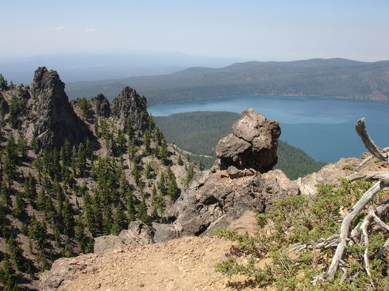 ‪بيند, ‪Oregon‬: View from Paulina Peak‬