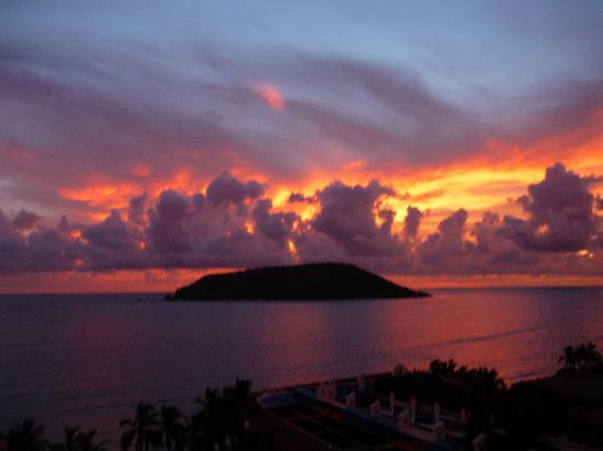 El Cid Castilla Beach Hotel: vista a las islas
