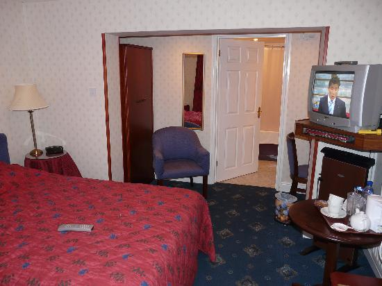 Cheriton House: Our room