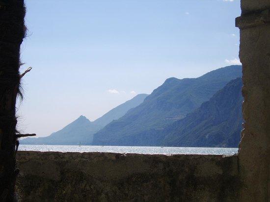 Nago, Italy: Malcescine