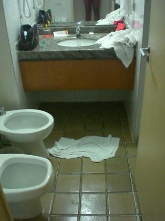 Oasis Atlantico Fortaleza Hotel : bathroom