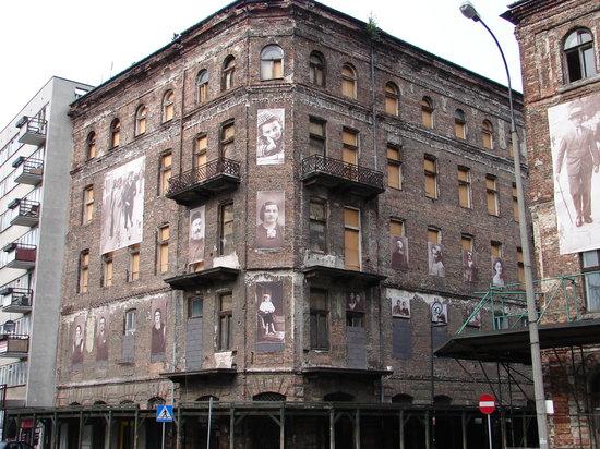 Prozna Street (Ulica Prozna) : End of the Street