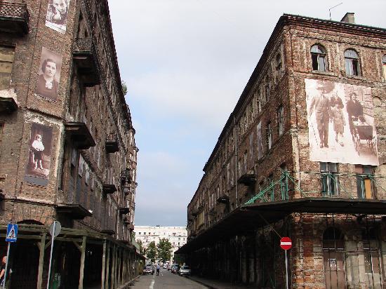 Prozna Street (Ulica Prozna) : Looking Down the Street
