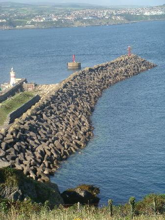 Silvercraigs: The breakwater