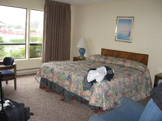 Seahorse Oceanfront Lodging: Room #130