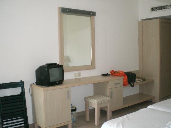 Sural Saray Hotel: Chambre