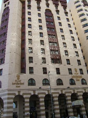 Elaf Taiba Hotel: The Taibah