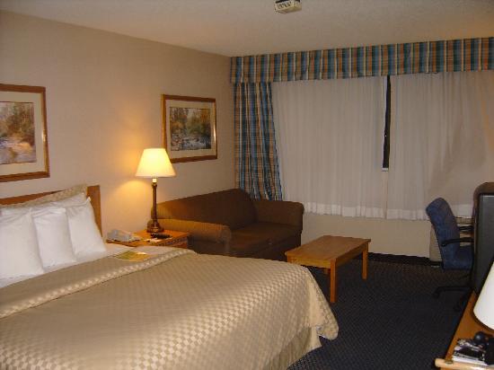 Holiday Inn Louisville East - Hurstbourne : Room