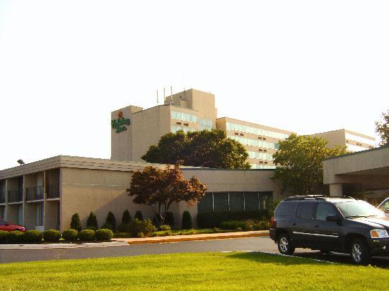 Holiday Inn Louisville East - Hurstbourne : Hotel Tower