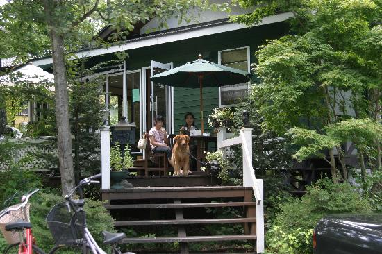 VHP Karuizawa: 北軽井沢の喫茶店