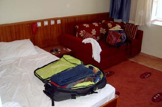 Bolat Hotel: vista II