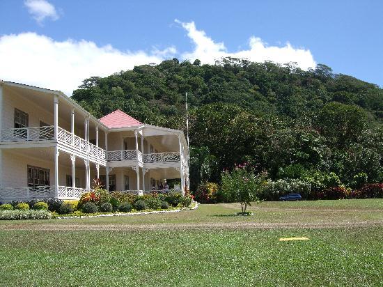 Apia, Samoa: Villa Vailima to Mt. Vaea