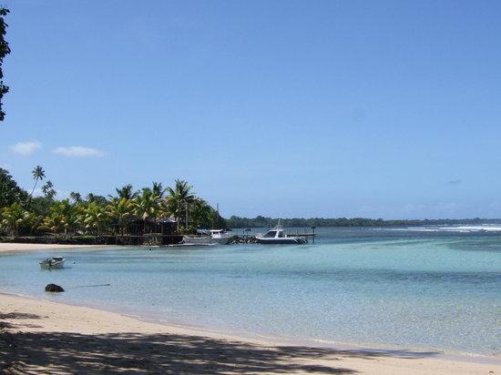 Îles Samoa : Sinalei Resort Wharf