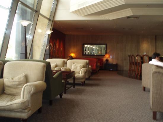 Hotel Alvalade: Lounge
