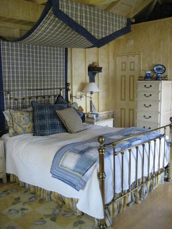 Manoir Hovey : le cartier room 1