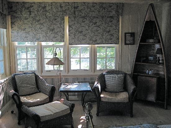 Manoir Hovey : le cartier room 2