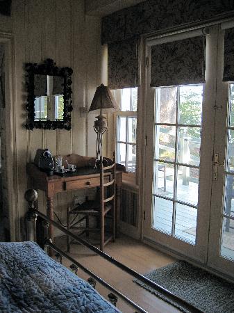 Manoir Hovey: le cartier room 3