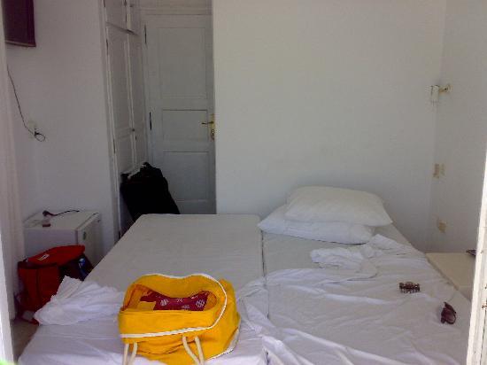 Hippie Chic Hotel: Stanza