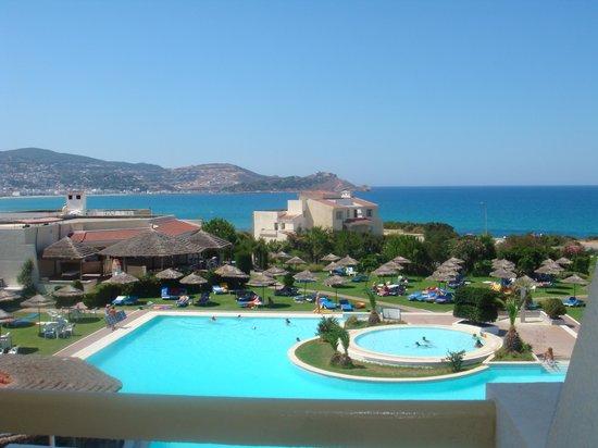 Golf Beach Hotel : sublime vue seule chose de bien