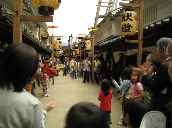 Osaka Museum of Housing and Living: Nankin tama-sudare