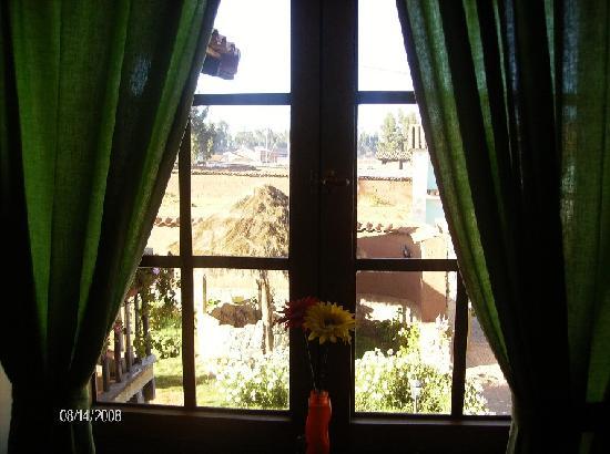 Foto de chinchero regi n cuzco plaza de chinchero - La mia camera ...