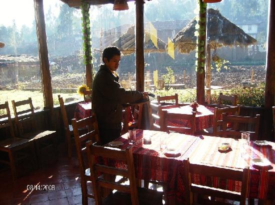 La Casa de Barro Lodge & Restaurant: Sala da pranzo