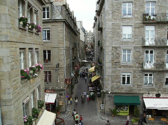 Pierre & Vacances Residence Ty Mat: Saint Malo (il borgo)