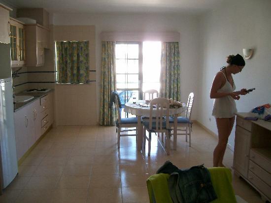 Dunas do Alvor Apartments: living area