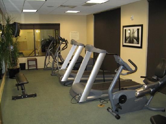 SpringHill Suites Boulder Longmont: Fitness center