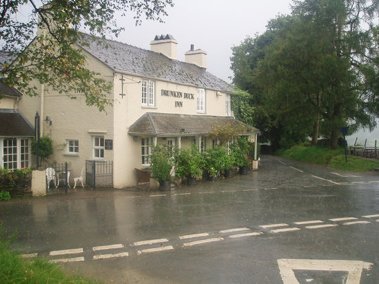 The Drunken Duck Inn: The Duck