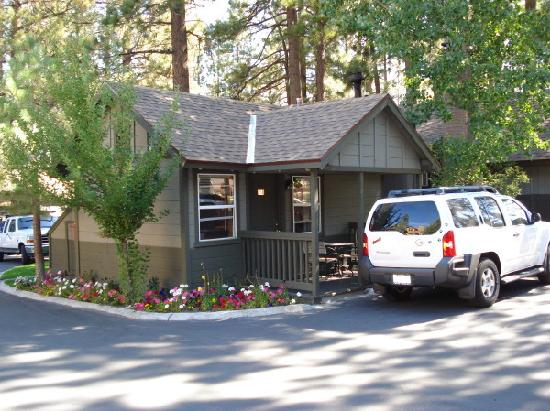 Big Bear Frontier Cabins: Cabin 258